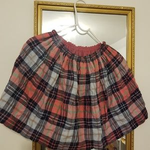 Dresses & Skirts - French Plaid Skirt